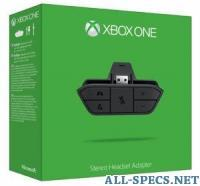 Microsoft Headset Adapter (XBOX One) 51070231